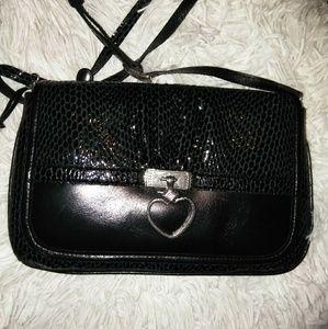 Brighton Crocadile leather purse